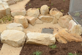 Drainage basin.